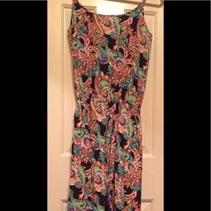 Dress - maxi - medium - Tommy Bahama - floral